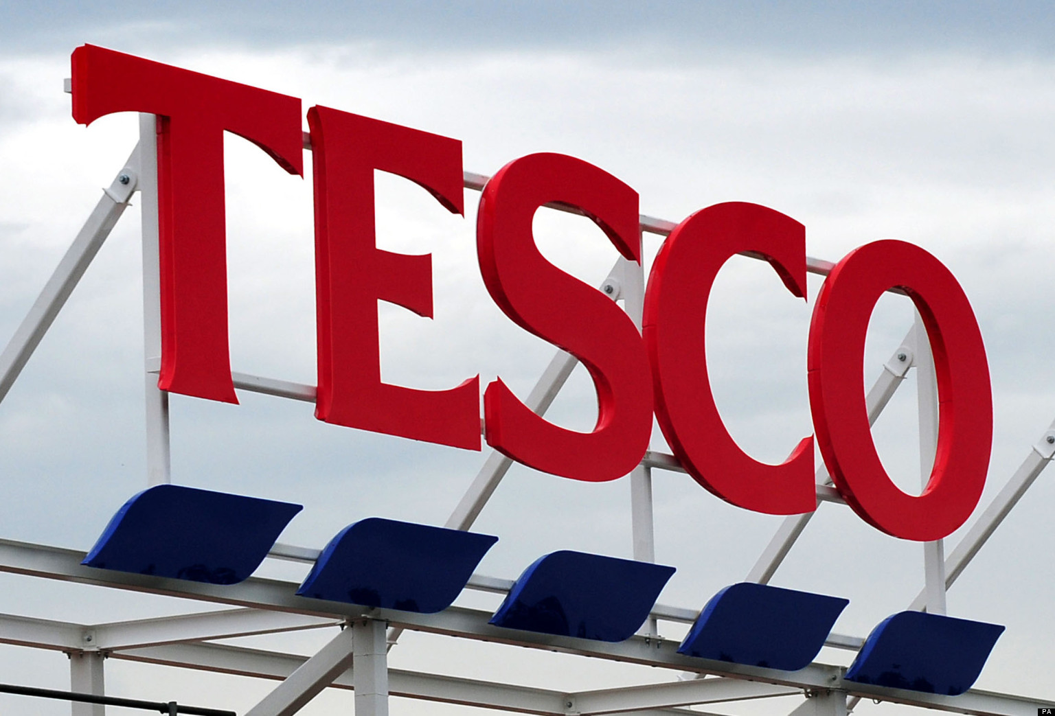 Police probe Tesco fraud