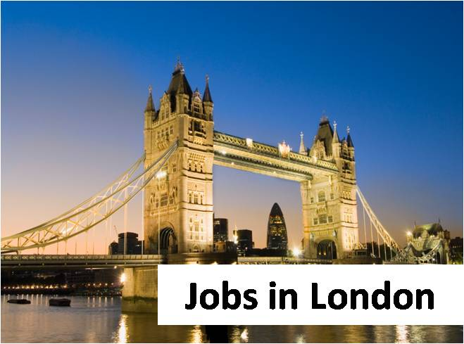 Image result for London Jobs