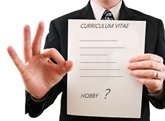 tips and examples for your cv s hobbies and interests euspert