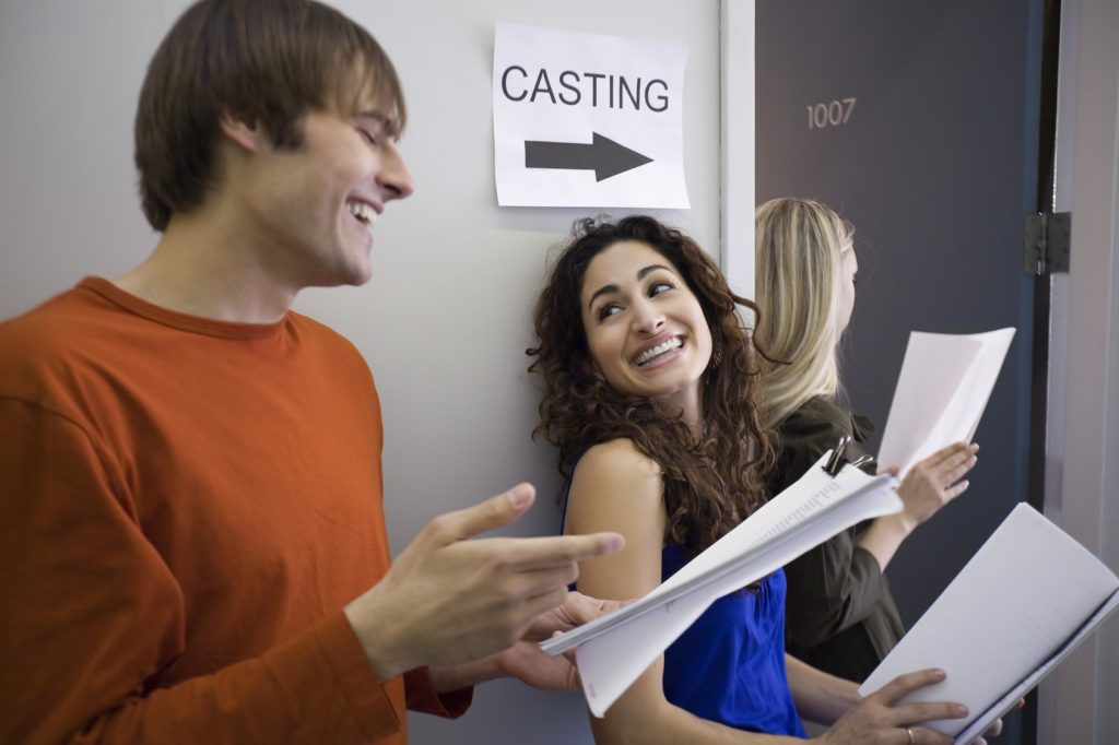 new casting Brand auditions amateur
