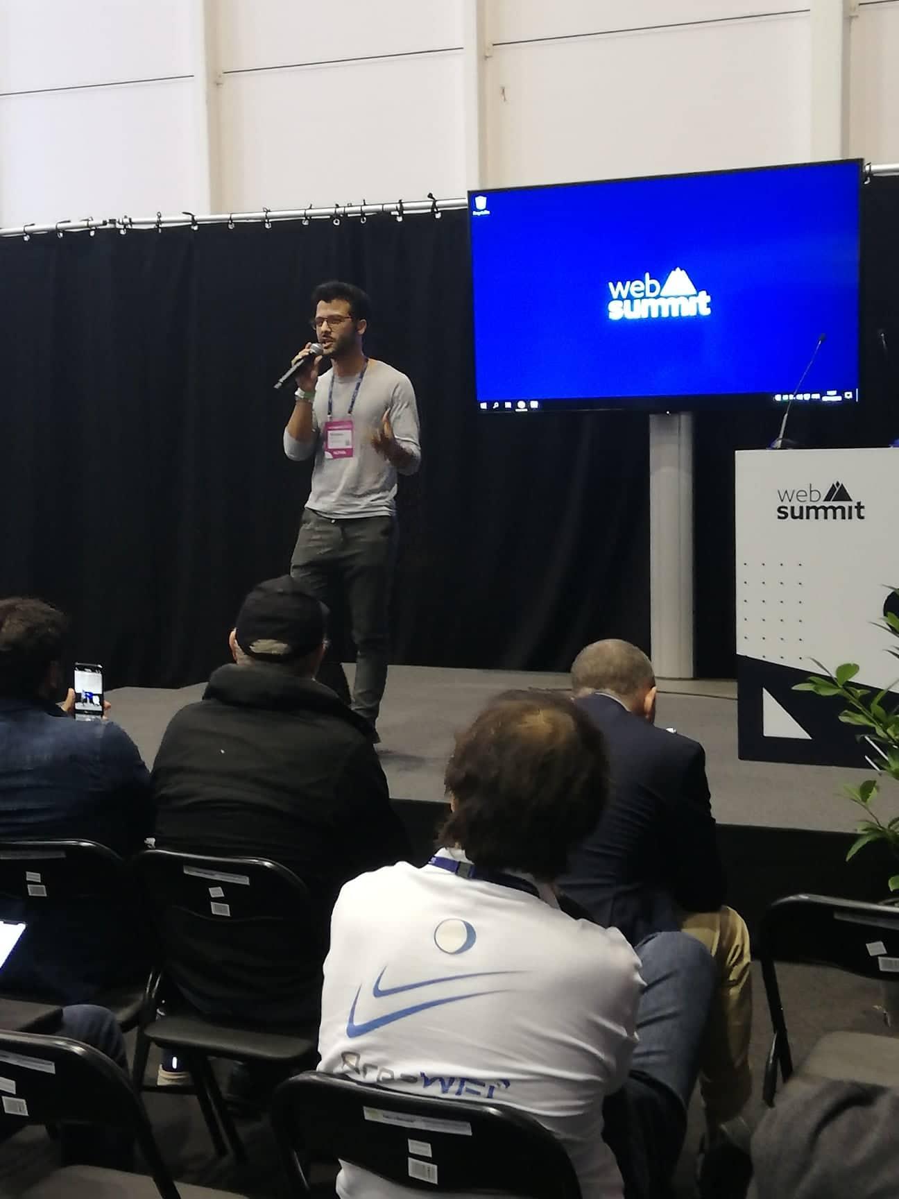 Italian startups websummit